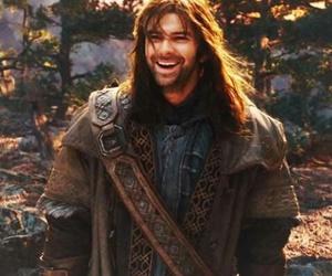 kili, the hobbit, and dwarf image