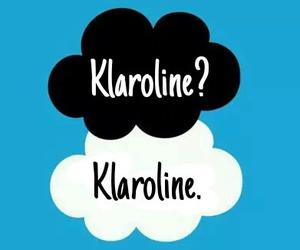 caroline, Vampire Diaries, and klaus image
