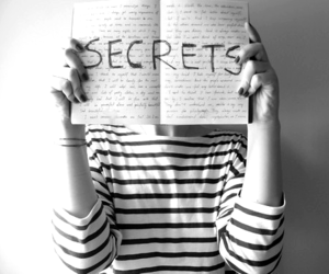 secret, book, and stripes image