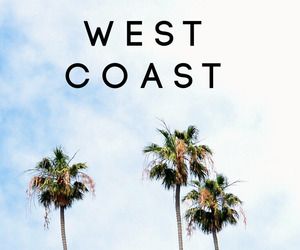 west coast, fashion, and food image