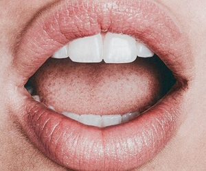 lips, mouth, and teeth image