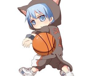 anime, kuroko, and kuroko no basket image