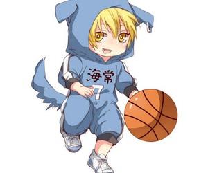 anime, kuroko no basket, and midorima image