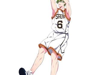 anime, kuroko no basket, and manga image