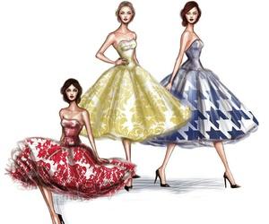 fashion, vogue, and inspiration image