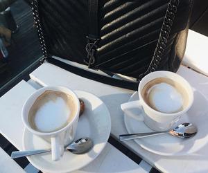 coffee, bag, and YSL image