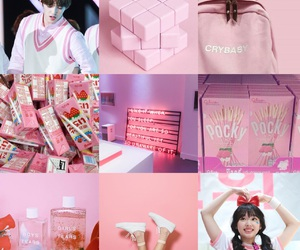 pastel, pink, and Seventeen image