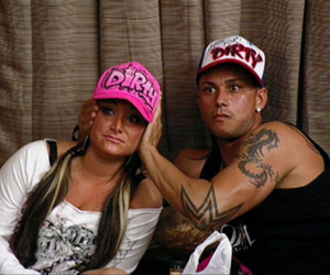 jersey shore, guidette, and deena image