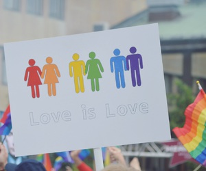 world, pride, and love image