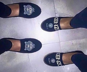 Kenzo and shoes image