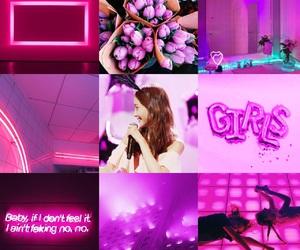 girls generation, glow, and pink image
