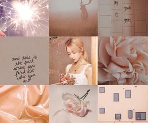 girls generation, yoona, and peach image
