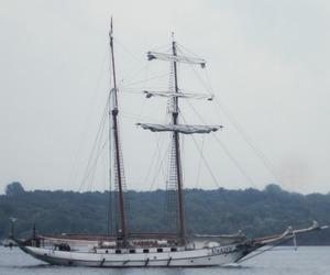 baltic, kiel, and ship image