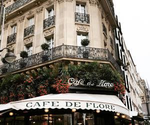 paris, building, and travel image