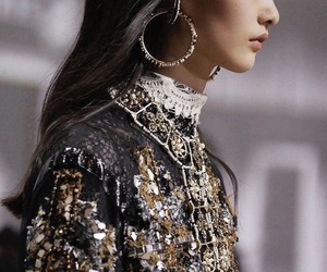 fashion, beauty, and chanel image