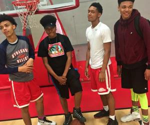 bad boys, Basketball, and boys image