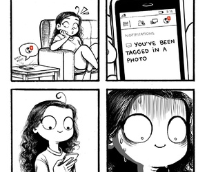 funny, comic, and c-cassandra image