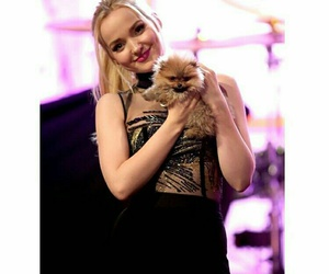 dove, the girl, and dove cameron image