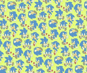 Sonic the hedgehog and wallpaper chat image