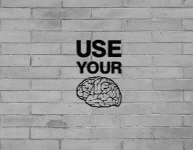 brain, wall, and phrase image