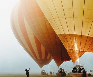 australia, balloons, and hot air balloons image