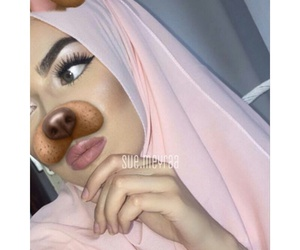 arabic, princesse, and hijab image
