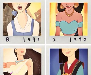 disney, forever, and princess image