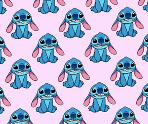 wallpaper and lilo & stich image