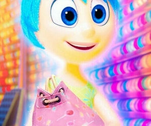 disney, inside out, and joy image