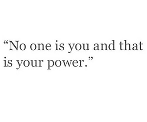 power, quote, and you image