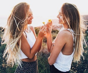 bff, girls, and friends image