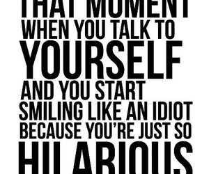 funny, hilarious, and quotes image