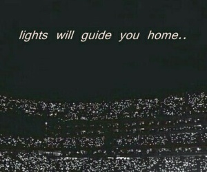 coldplay, grunge, and lights image