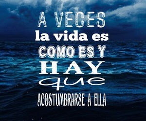frases, quote, and pensamientos image