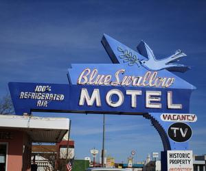 blue and vintage image
