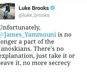 twitter, janos, and luke brooks image