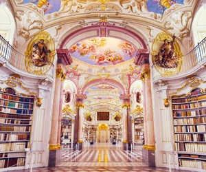 aesthetic, architecture, and book image
