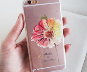 boho, case, and clear image