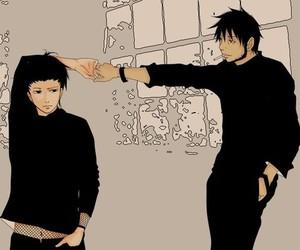 shikamaru and asuma image