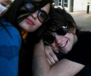 demi lovato and drake bell image