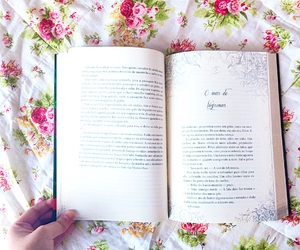 book, love books, and in wonderland image