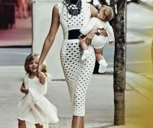 fashion, model, and kids image