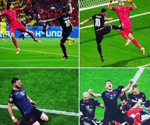 football, albania, and euro2016 image