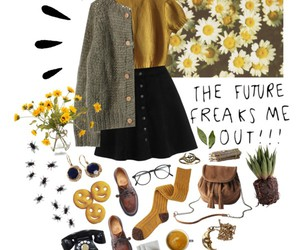 fashion, indie, and grunge image