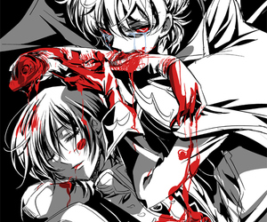 c.c., lelouch lamperouge, and code geas image