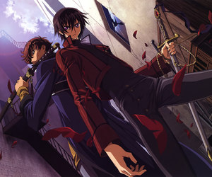 anime and lelouch image