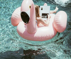 happy, luxury, and pink image