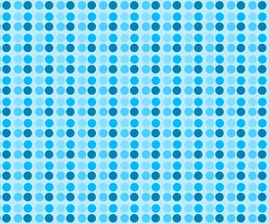 background, pattern, and blue polka dots image