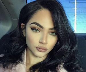 beauty, fashion, and makeup image