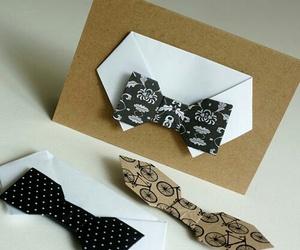 diy, tutorial, and corbata image